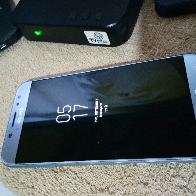 for swap. samsung j7pro to your iphone 6s.