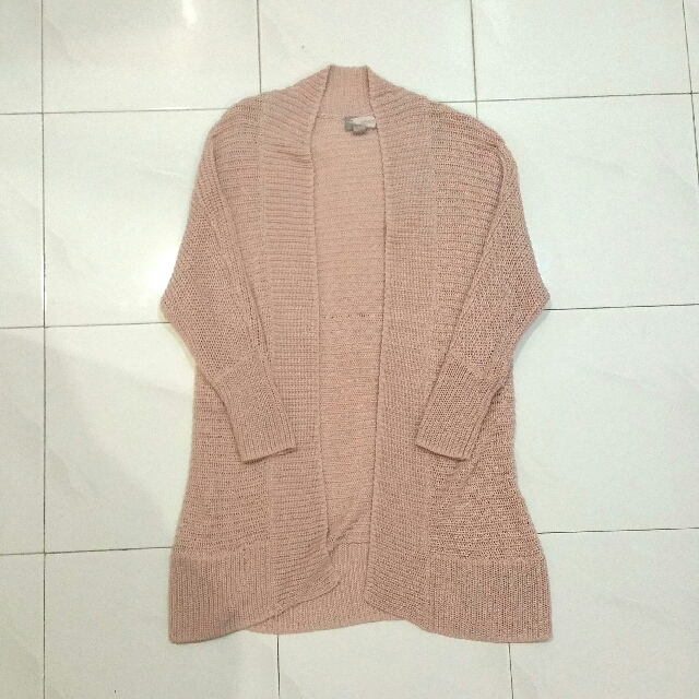 Forever 21 Knitted Long Cardigan