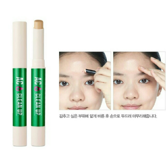 Free Ongkir!! Etude House AC Clean Up Mild Concealer