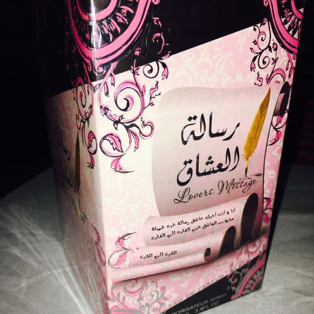 FROM DUBAI BRAND NEW PERFUME!!