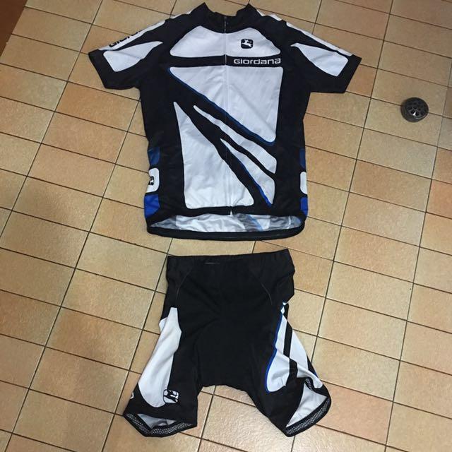 Giordana Cycling Jersey & Pants