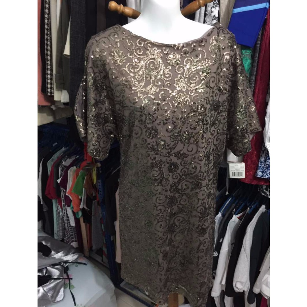 Glamour evening gown - Sep 25