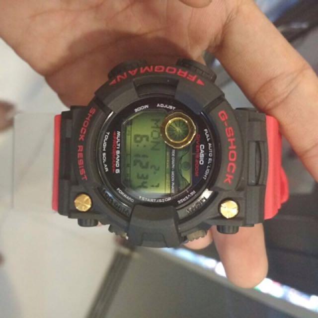 G-Shock Frogman GwF-t1030e Original