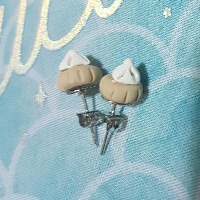 Iced Gem Cookie Earring