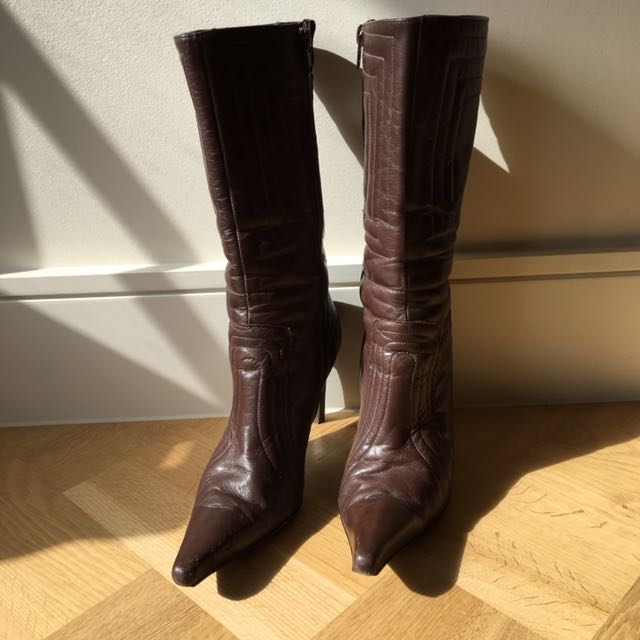 Jane Debster Size 8 Boots - Brown