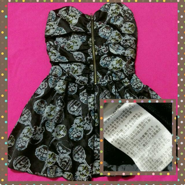 Japanese Romper Dress