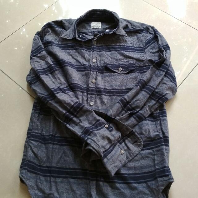 J.Crew Stripped Shirt