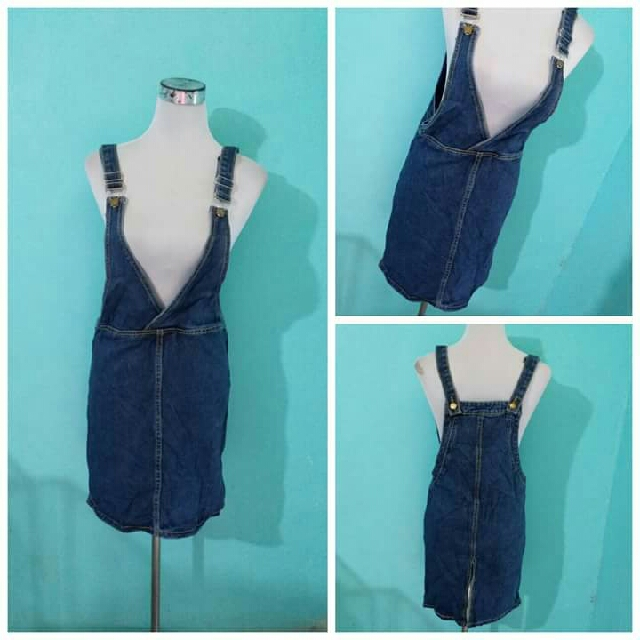 Jumper Skirt Small-Medium
