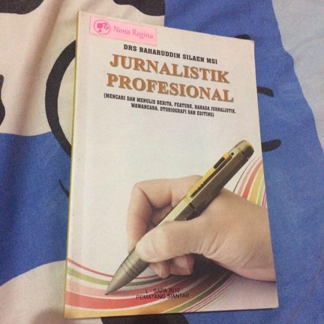 Jurnalistik Profesional
