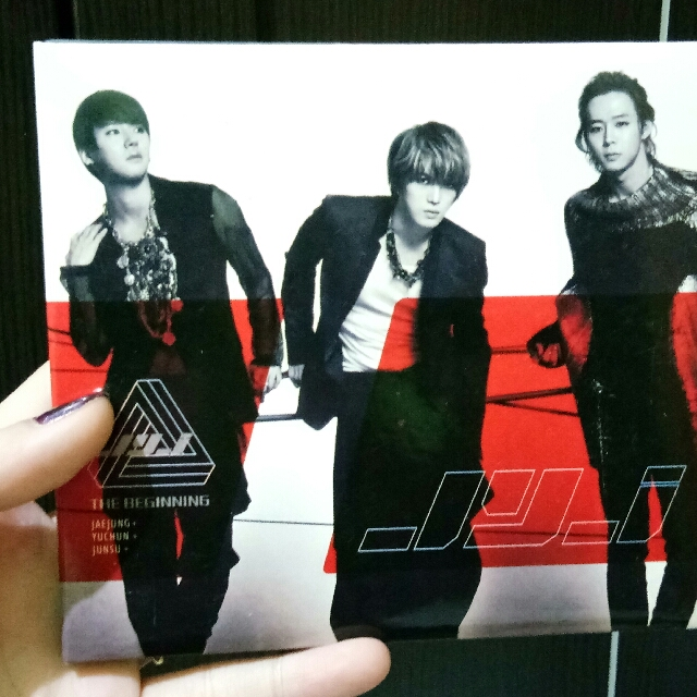 JYJ The Beginning Album