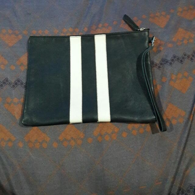 REPRICED!! Leather Pouch