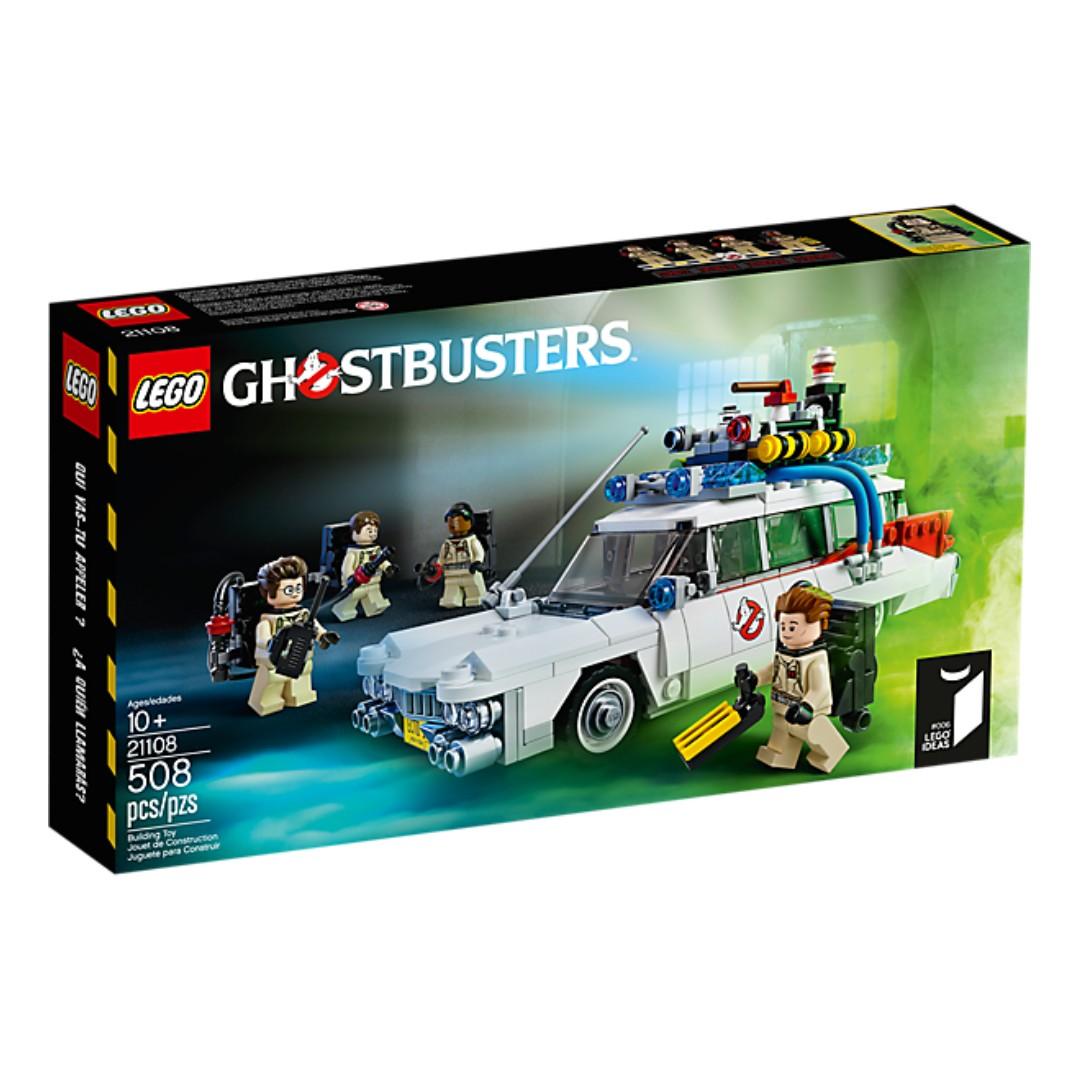 Lego 21108 Ghostbuster Ecto 1