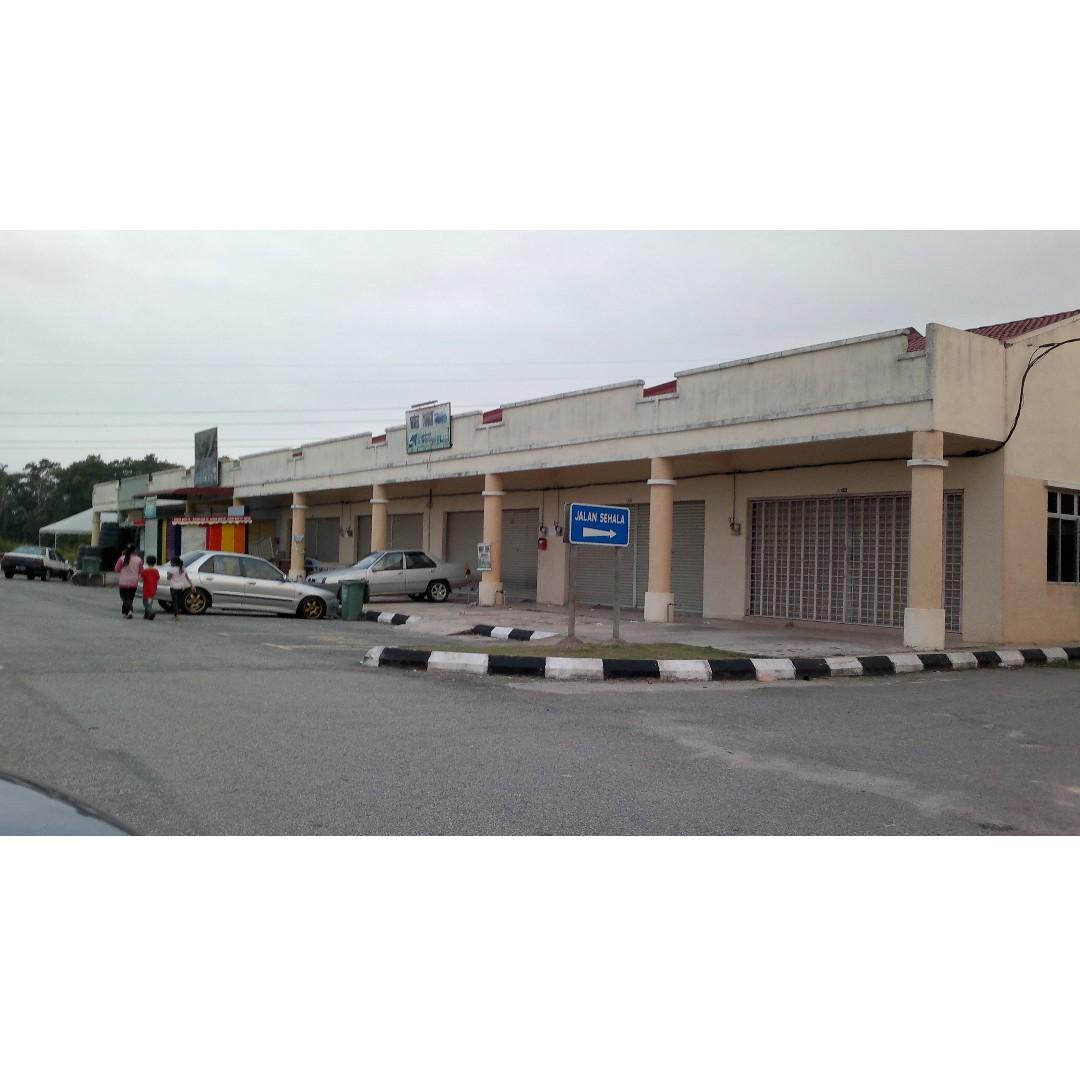 Kedai Untuk Di Sewa Lot A183 Teres Setingkat Tmn Inderapura 2 Kuantan Property Rumah Carou