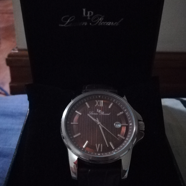 AUTHENTIC Lucien Piccard Watch