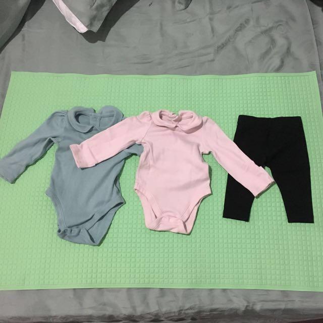 Marks & Spencer Baby Romper #BabyFashionSale