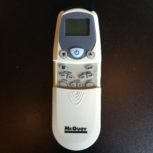 Mcquay Ac Remote App