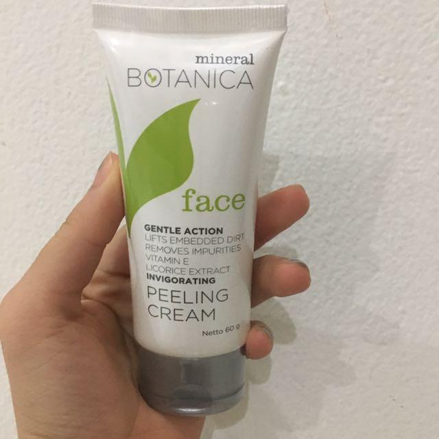 Mineral Botanica Peeling Cream