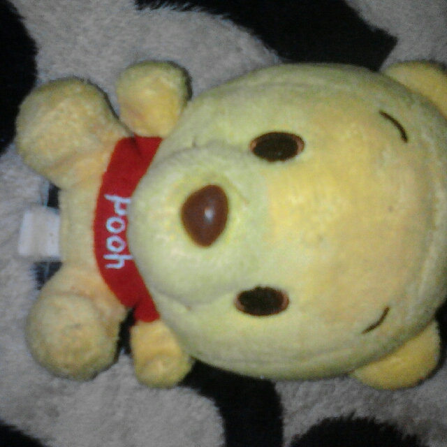 Mini Pooh Stuff Toy