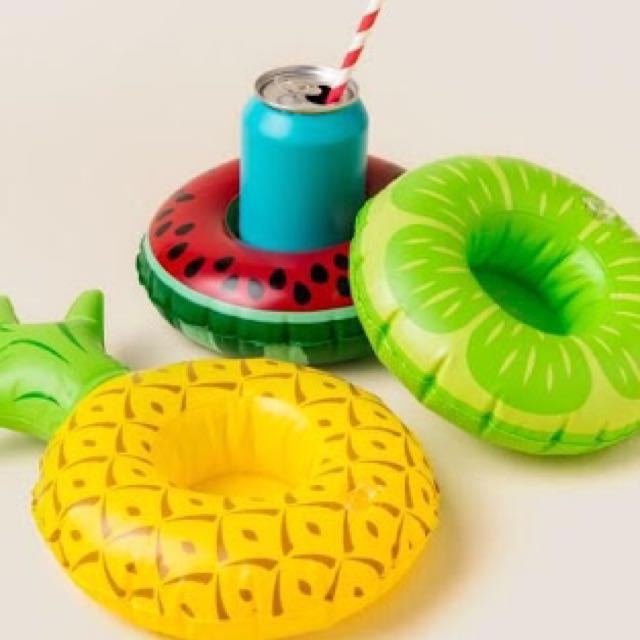 Mini Pool Float Drink Holder