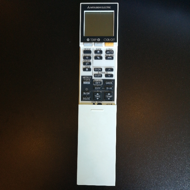kpoa conditioner control remote mitsubishi electric for replacement air