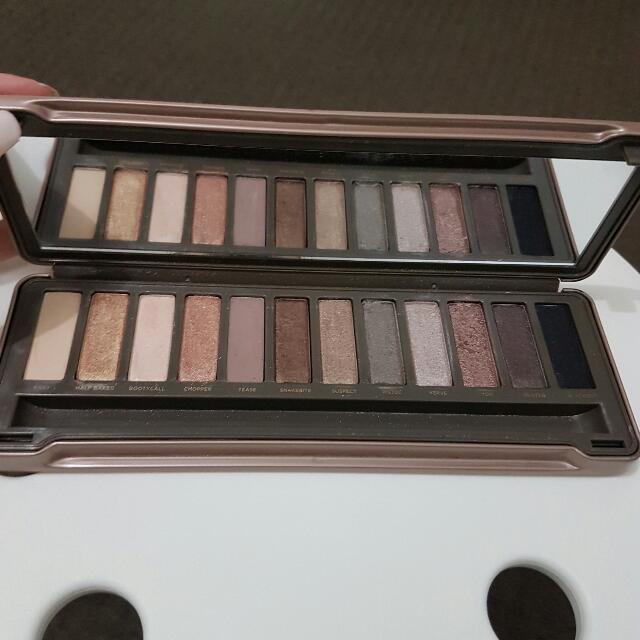 UD Naked 2 Palette