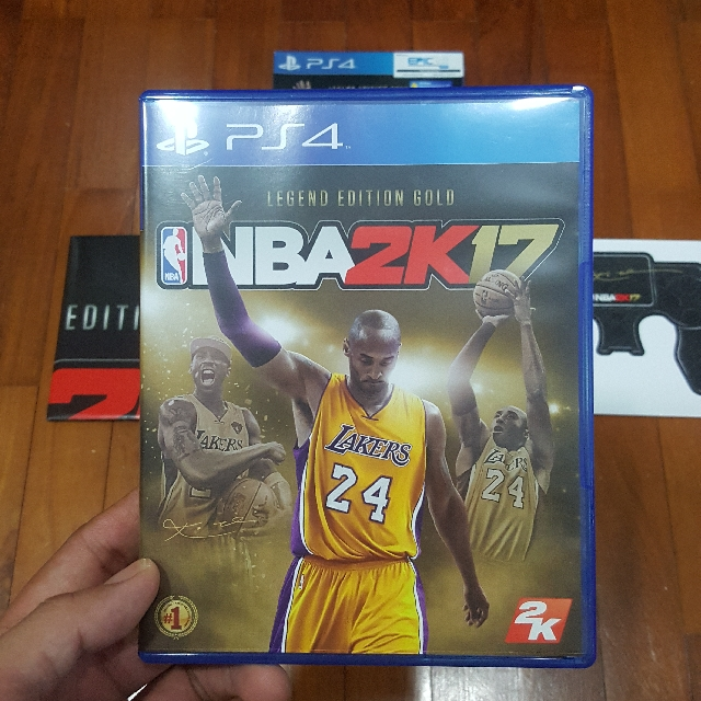 NBA 2K17 PS4