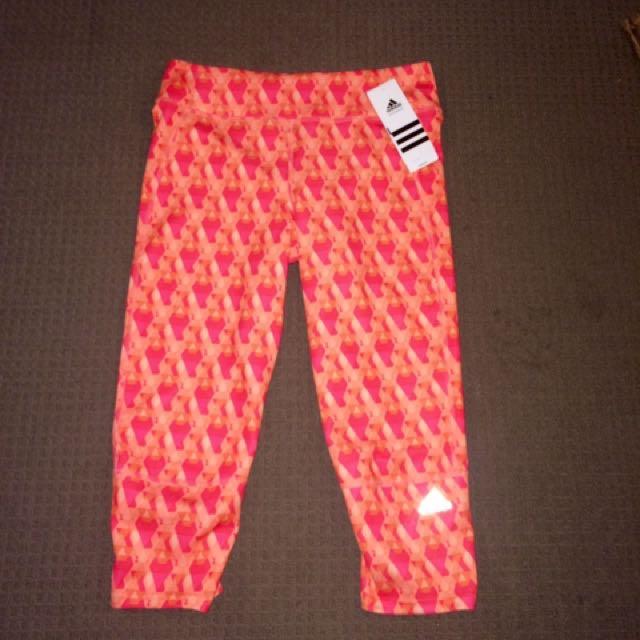 NEW Adidas Running/gym leggings