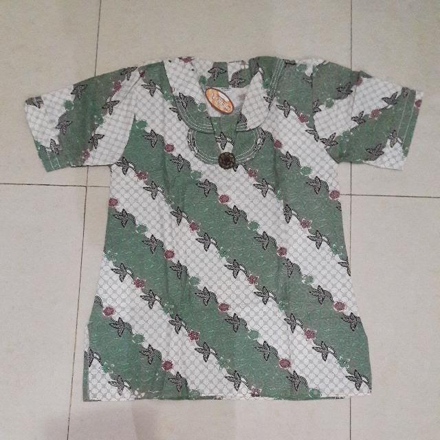 NEW Atasan Batik BigSize XL Batik Jogja Rahayu