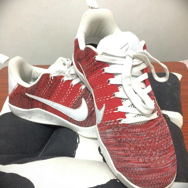 Nike Kobe XI Redhorse