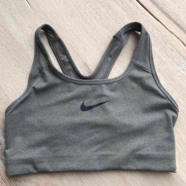 NIKE WOMENS SPORTS BRA US SIZE SMALL