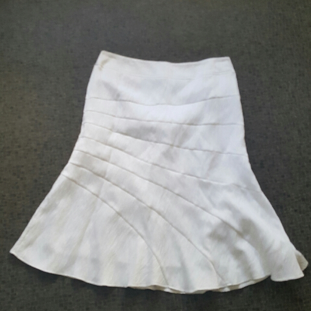 Noni B White Skirt