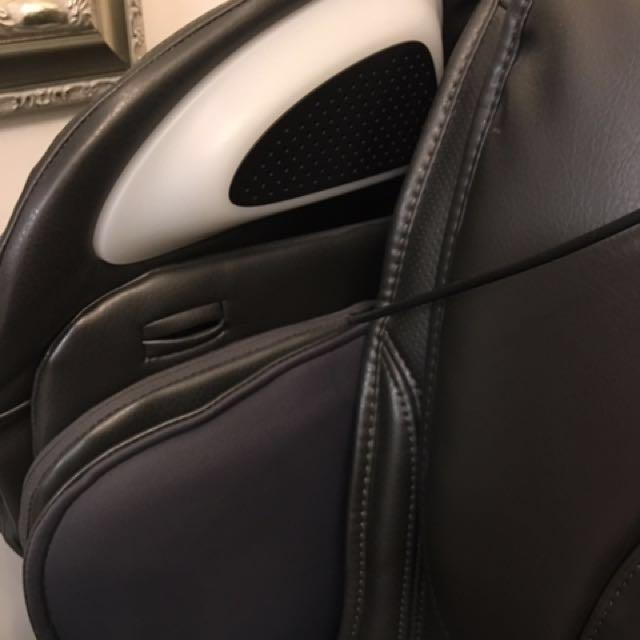 OGAWA OG-7558 Smart Delight 光療按摩椅(暗啡色)