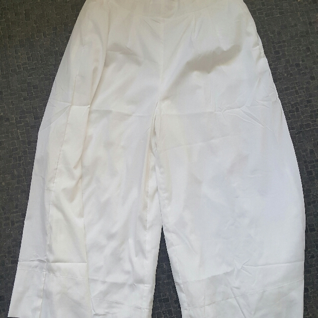 Otto Mode White Pants