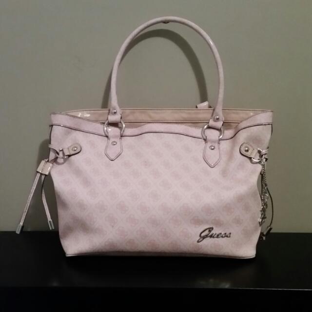 Pink Guess Bag