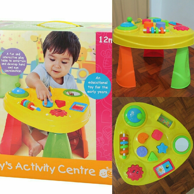 3c40e7541 Play Go Baby s Activity Centre