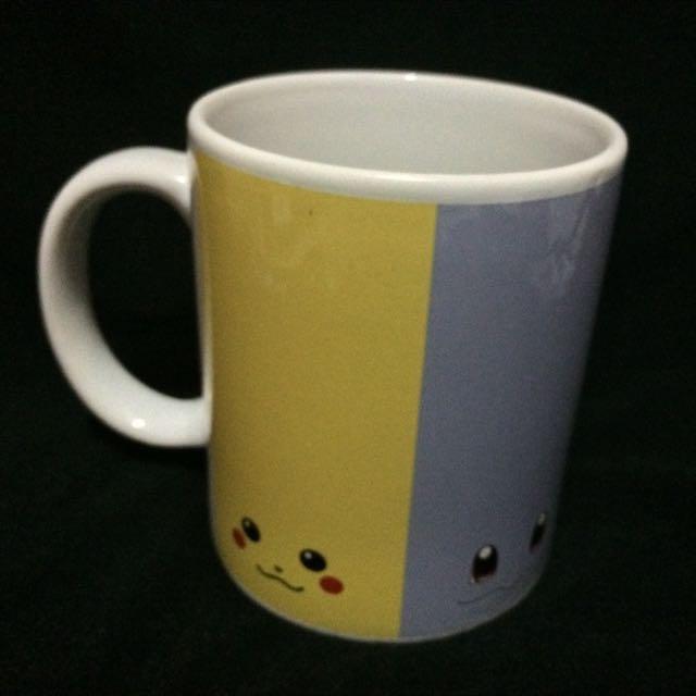 Pokemon Design Mug