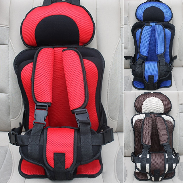 Portable child and baby car seat, Car Accessories on Carousell