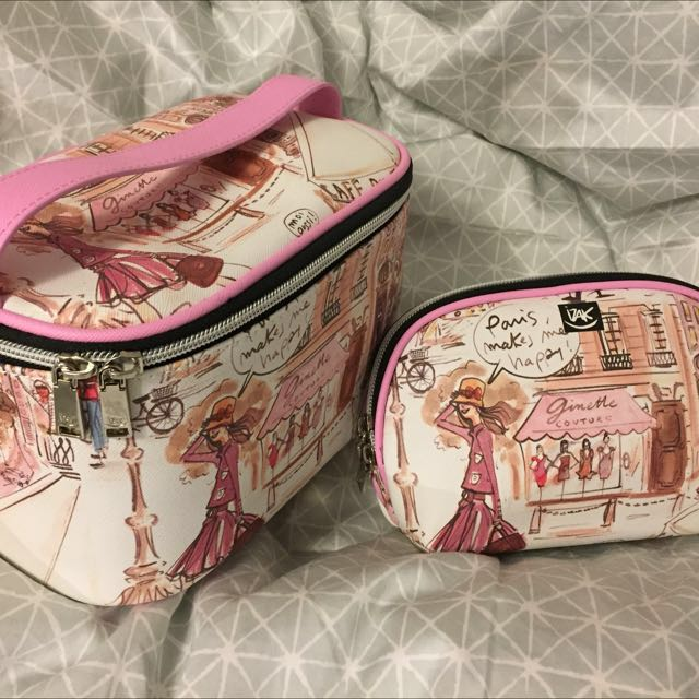 PRICE DROP!! Brand New Makeup/Toiletry Bags