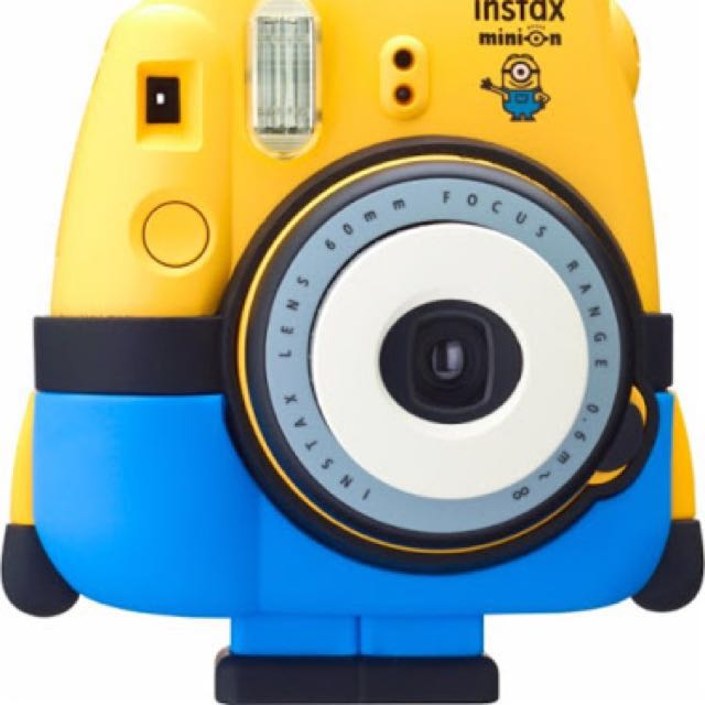 REPRICED Minions Instax mini