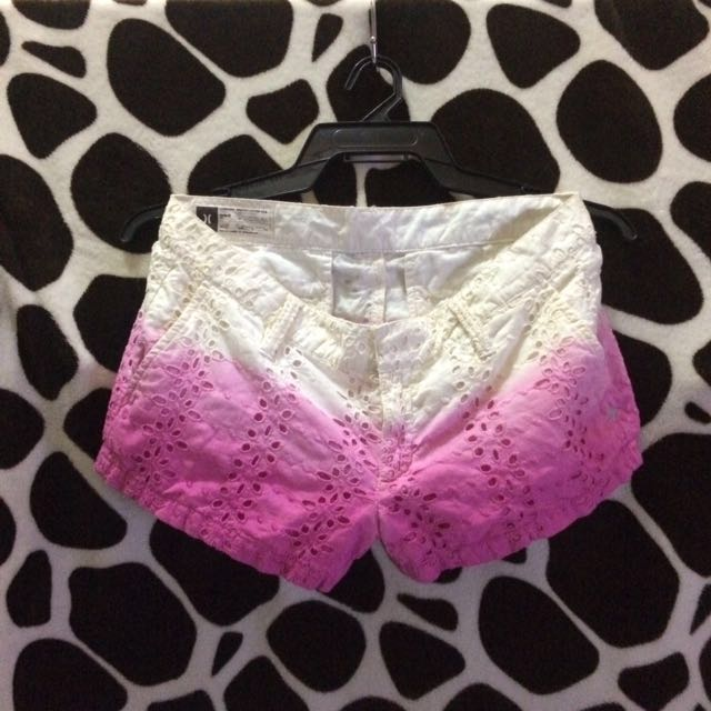 REPRICED Ombre Shorts
