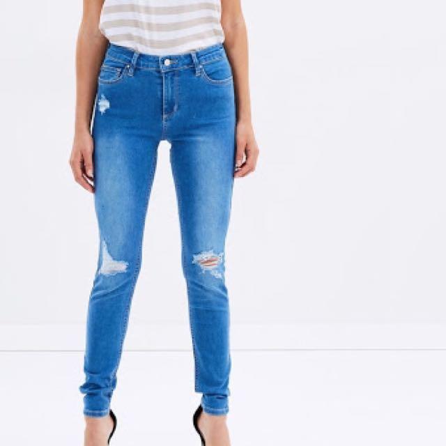 Riders by Lee denim jeans