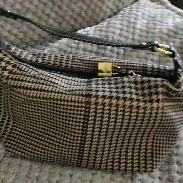 rl pouch bag or hand bag not mk mango coach