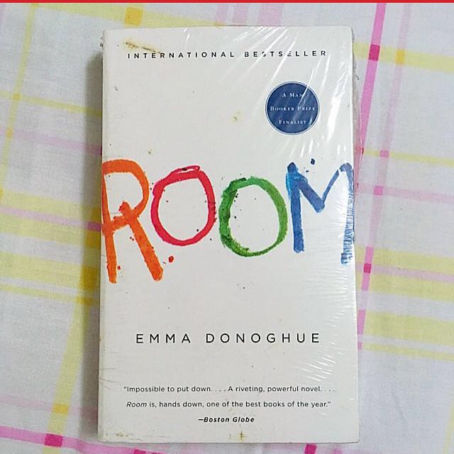 Room by Emma Donogue