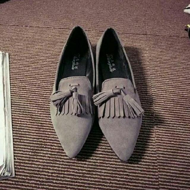 Rumbai Tassel -  Flatshoes