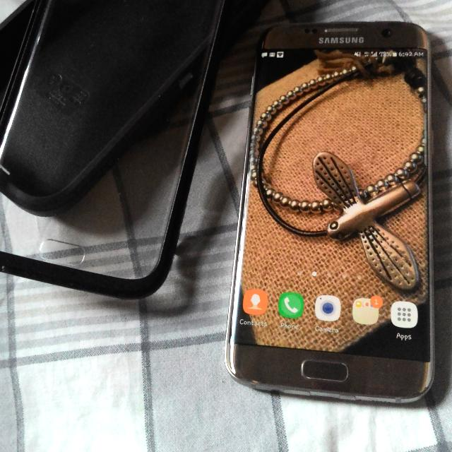 Samsung S7edge Chmpgne GOLD