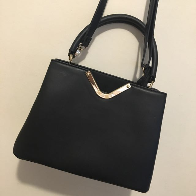 san michelle doctor/trapeze bag