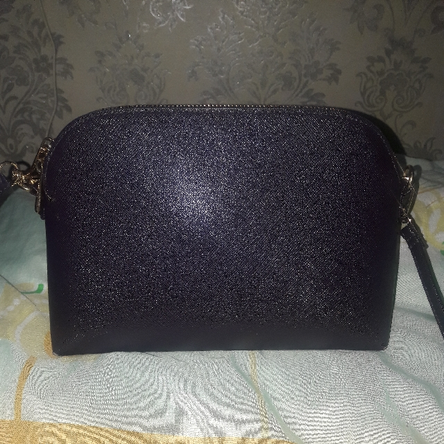 Selling Bag H&M ( DARK PURPLE )