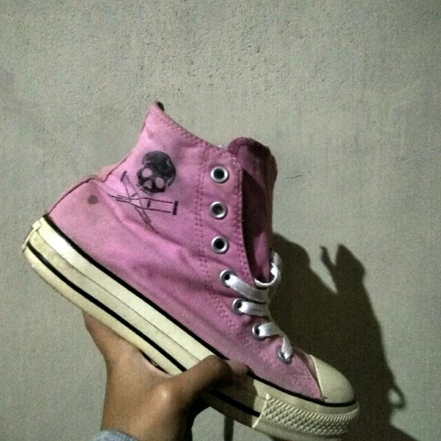 799f7fe48b7b sepatu converse jackass pink