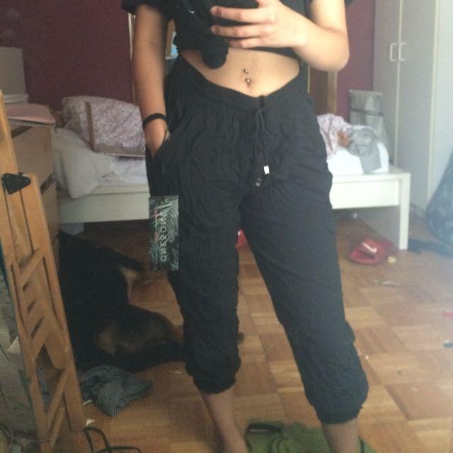 Slouchy Pants Fashion Nova