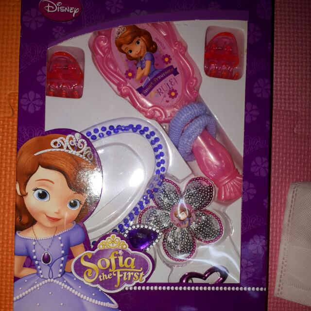 Sofia the First Gift Set